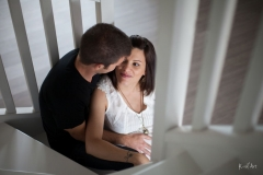 Séance grossesse aux Essarts