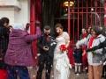 Cérémonie civile paris 20è mariage
