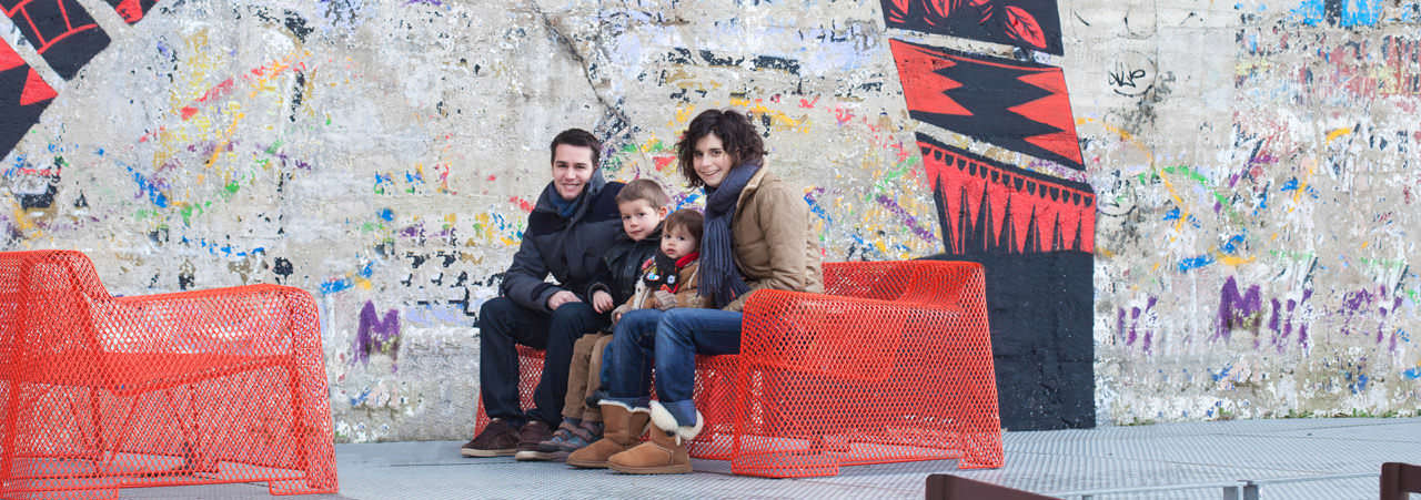Séance photos famille Nantes