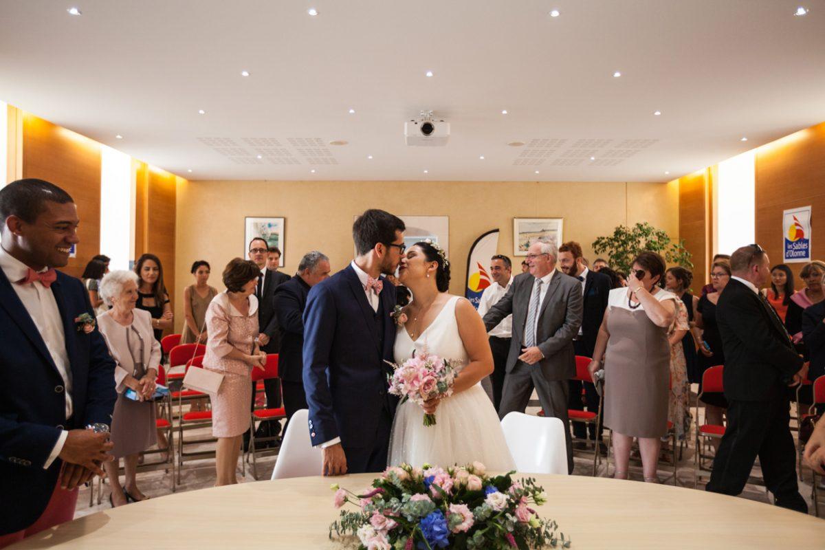 Mariage Domaine de la Corbe