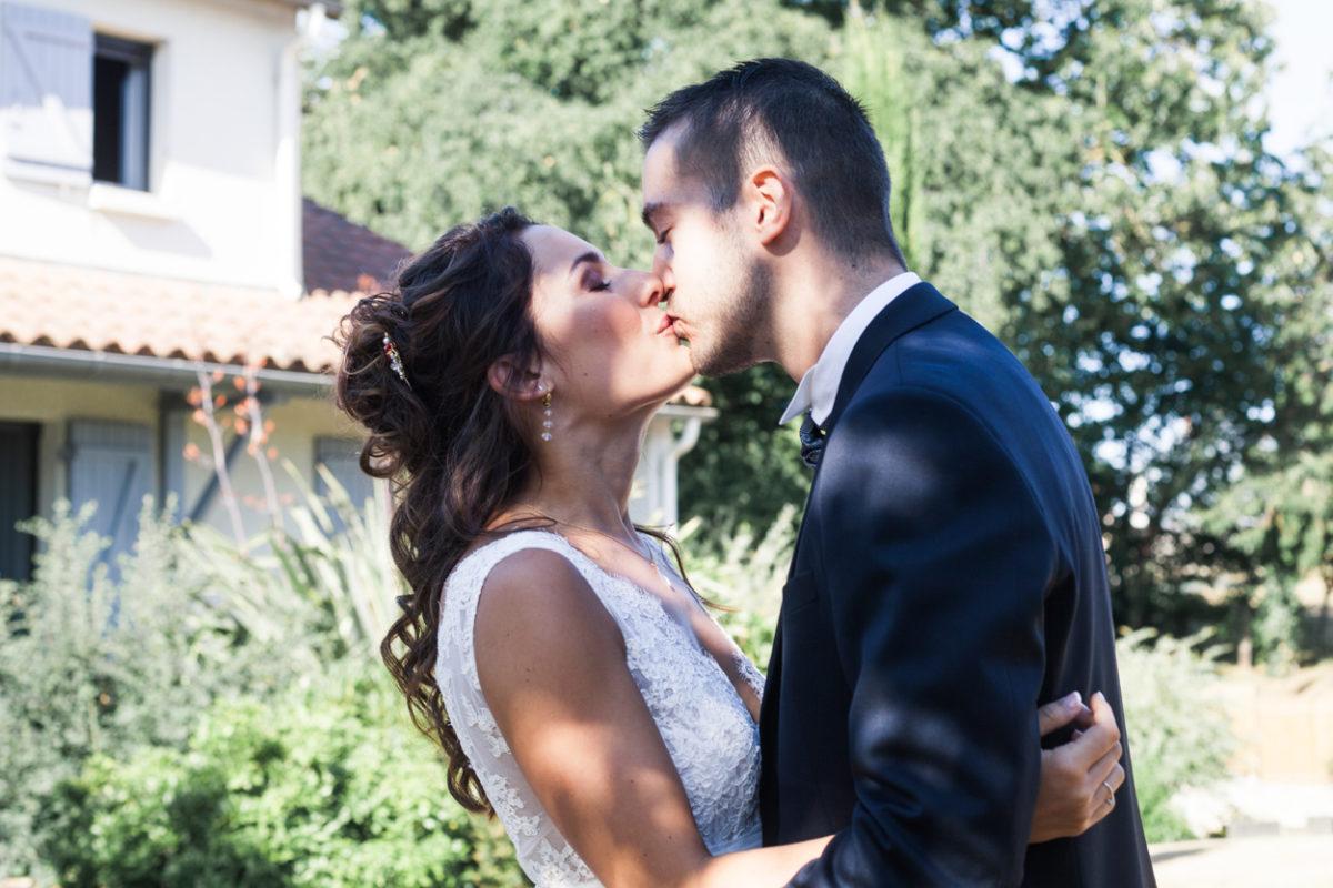 Découverte des mariées