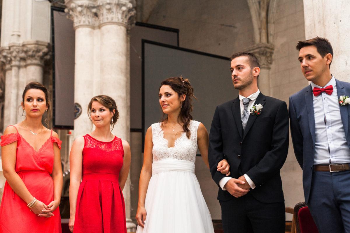 Mariage_Eglise Beaupréau