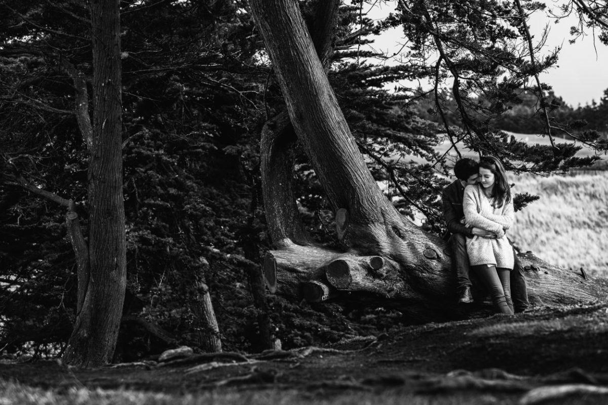 Séance Couple Saint Briac sur mer - Les Essarts