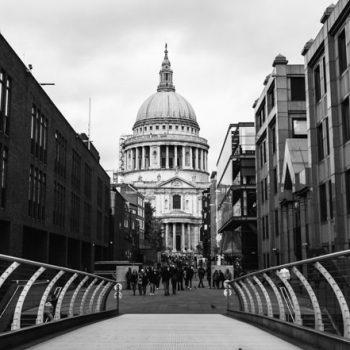 Cathédrale Saint Paul, Londres