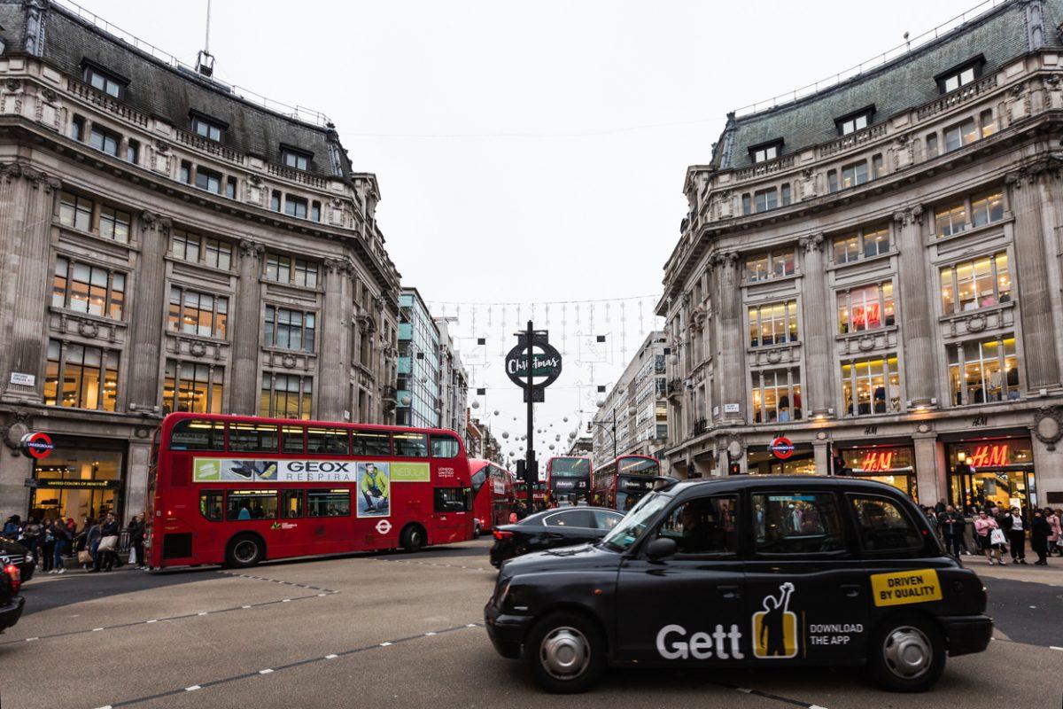 Oxford Street Londres
