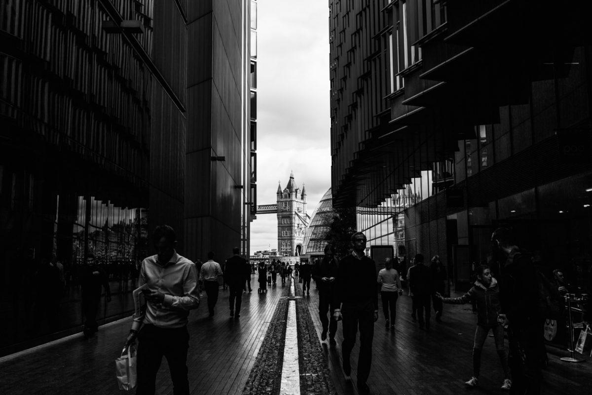 Coeur de la City londonienne