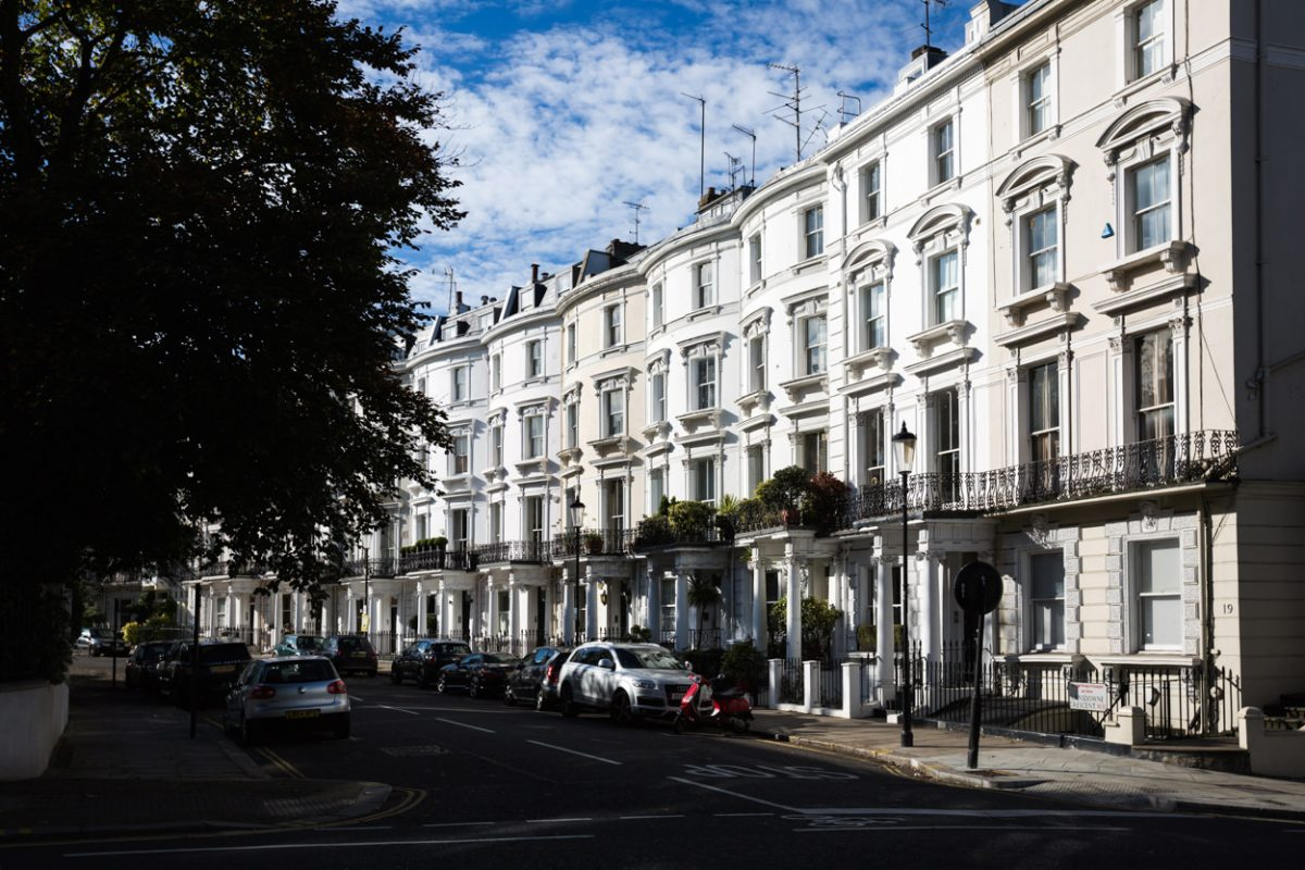 Notting Hill, Londres