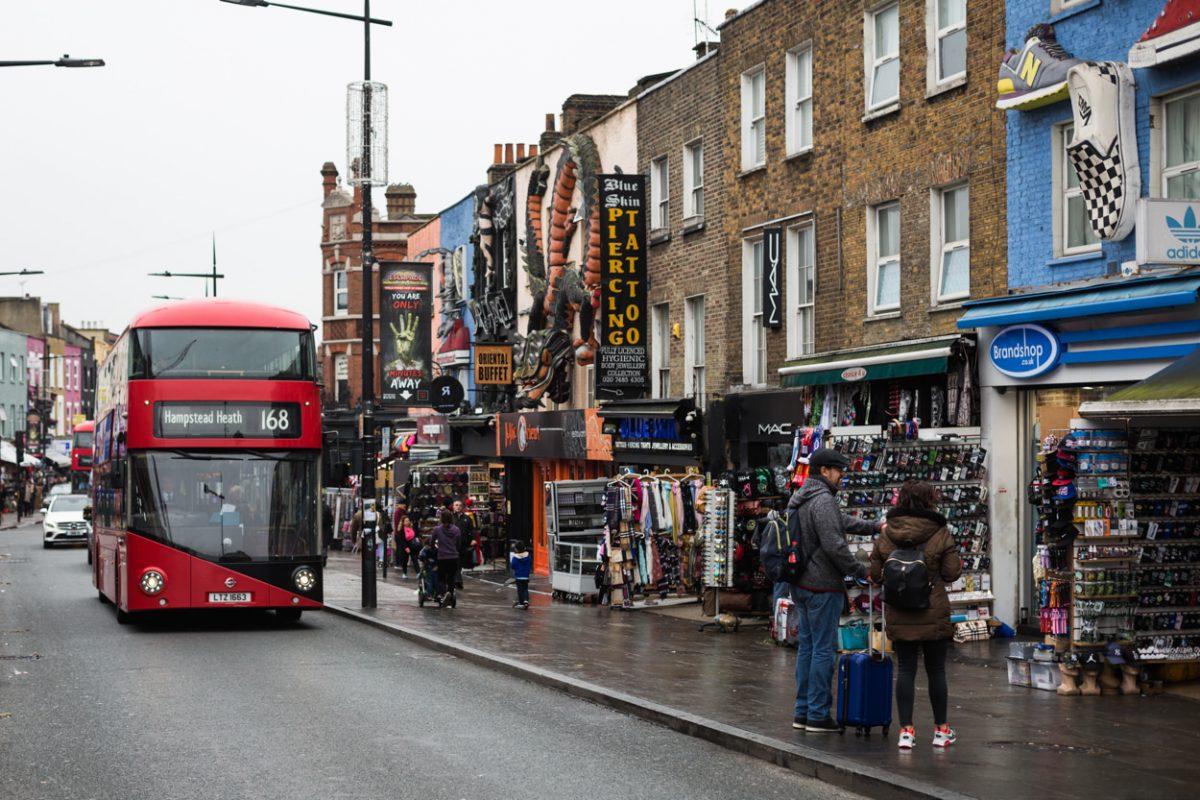 Quartier puck Camden Town