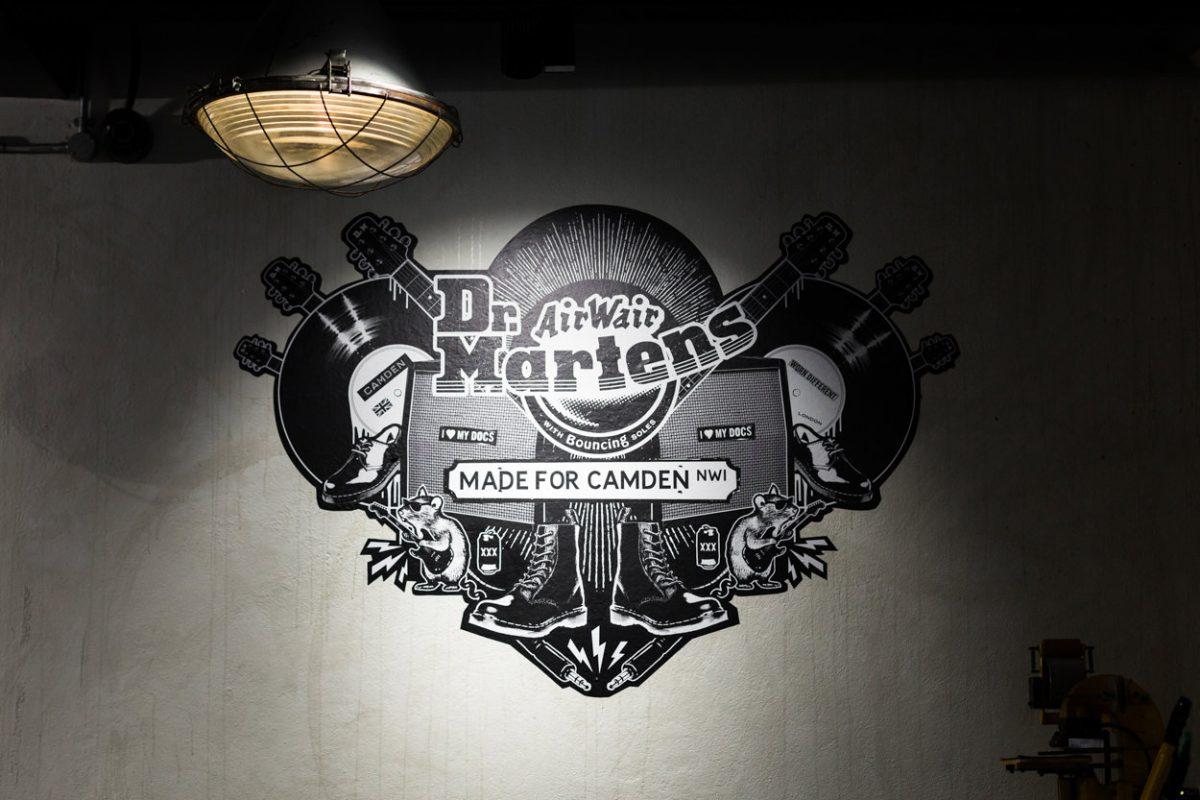Camden Town - Dr Martens