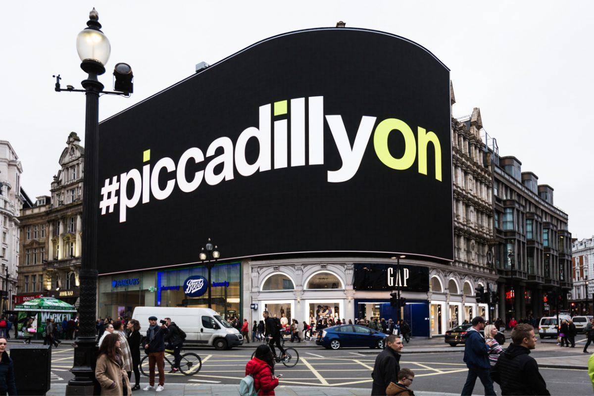 Piccadilly Voyage Londres