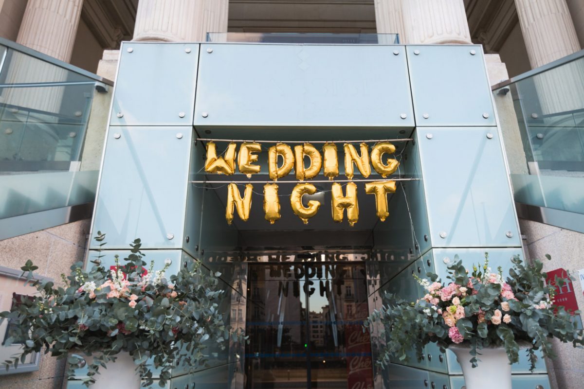 Wedding Night 2018