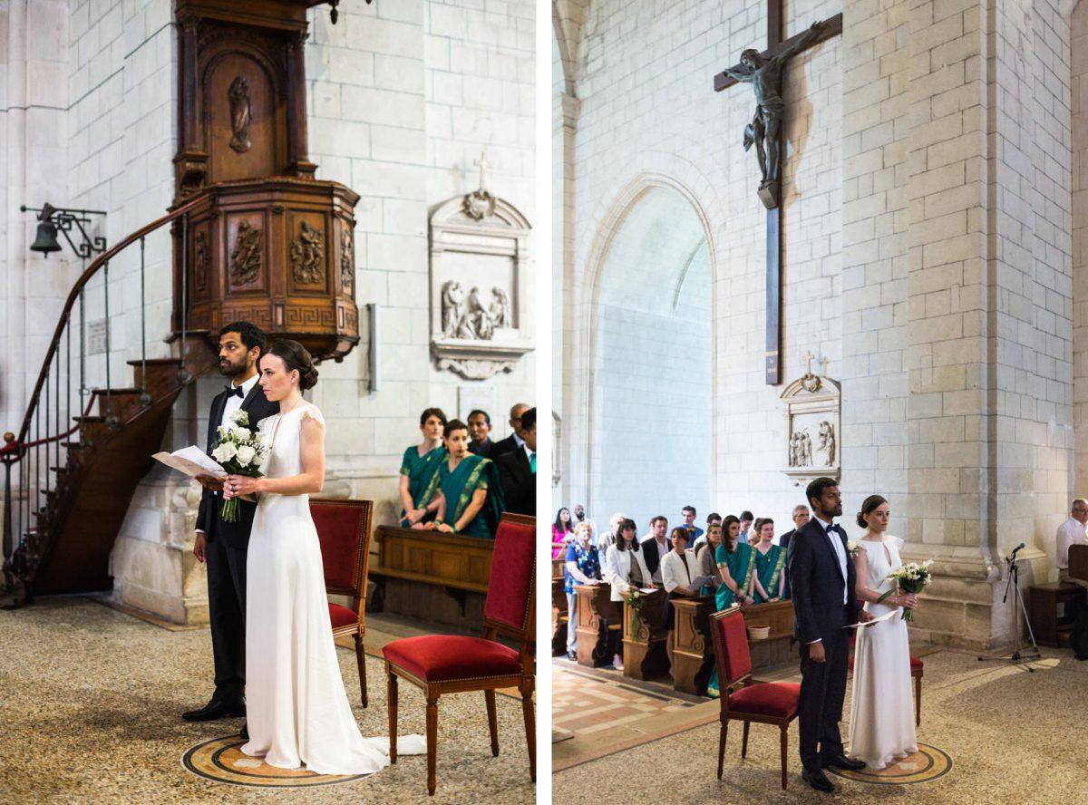 Cérémonie abbaye de St Florent le Vieil