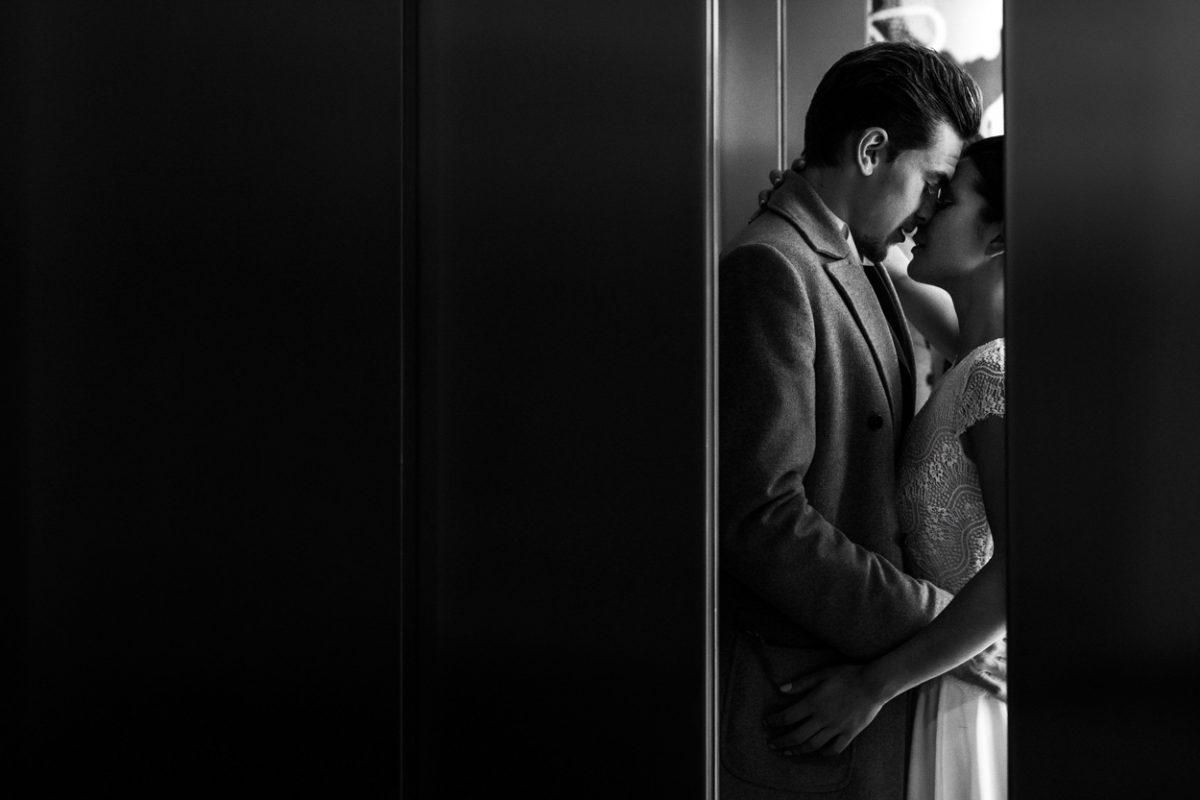 MA vision de la photo de mariage