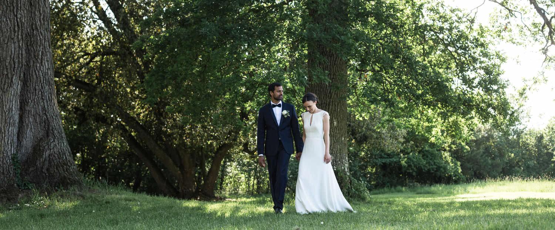 Photographe mariage Chateau de Vair