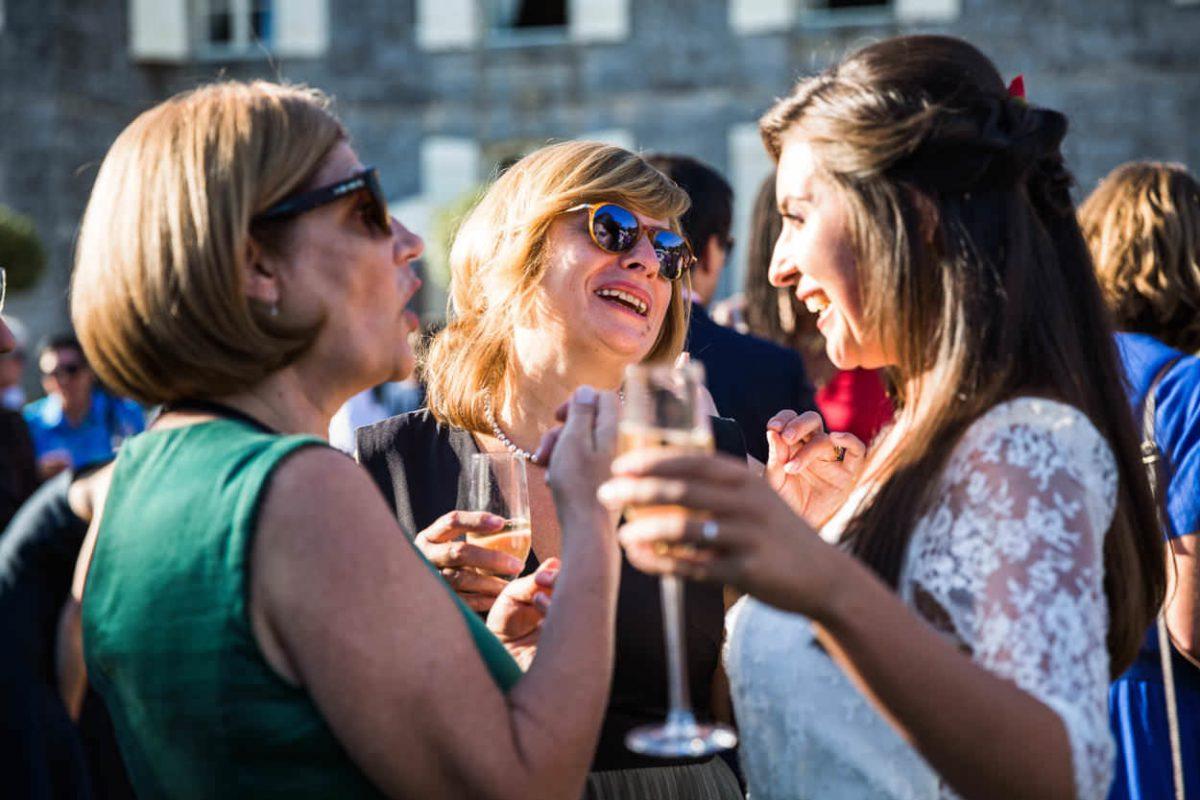 Cocktail Château Bretagne