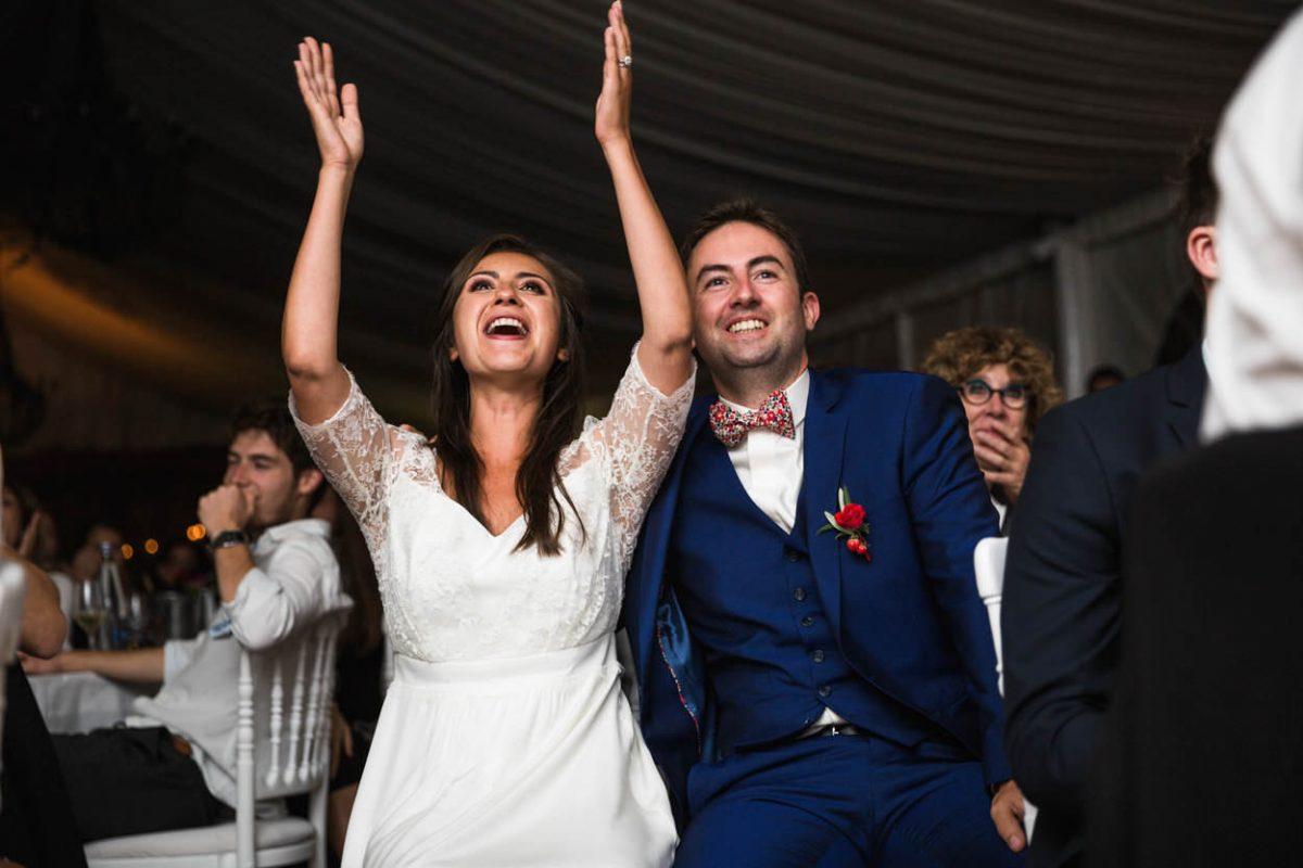 Diaporama des mariés