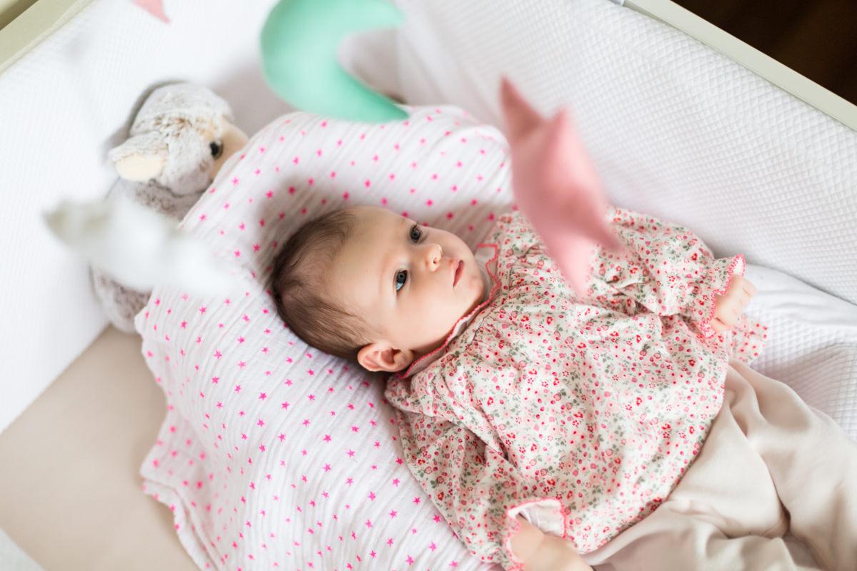 Séance famille bébé à domicile