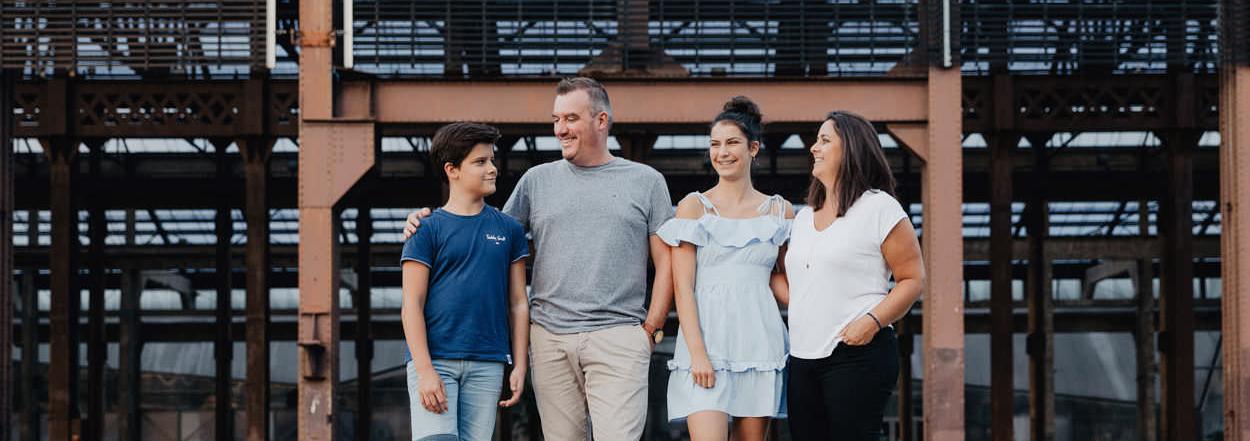 Séance famille Les Nefs