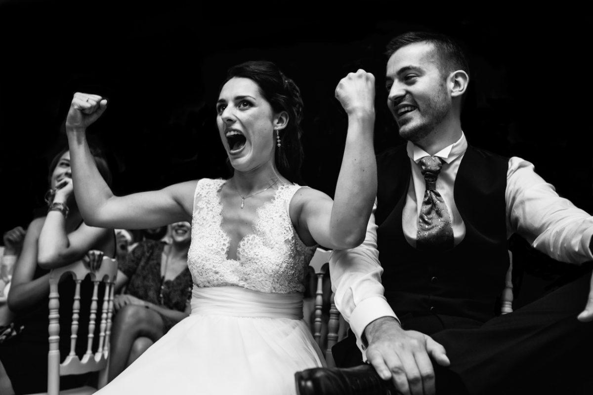 Soirée dansante de mariage La-Jousselinère_